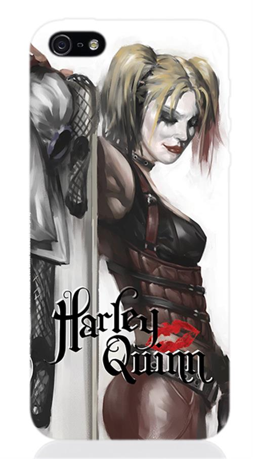 Harley Quinn iPhone Cover 250949