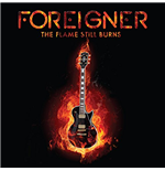 Vynil Foreigner - The Flame Still Burns