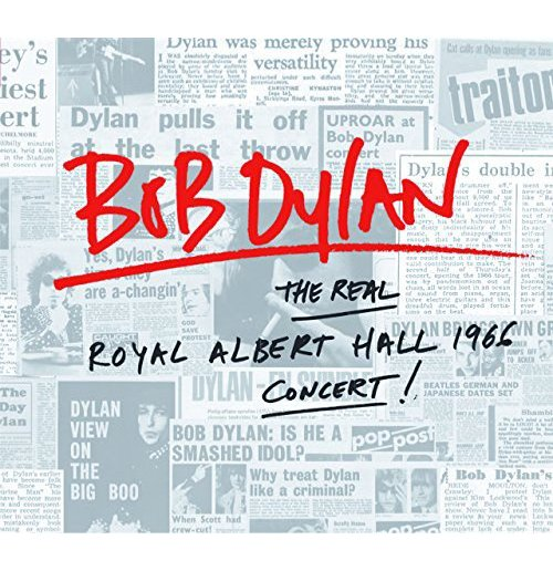 Vynil Bob Dylan - The Real Royal Albert Hall (2 Lp)
