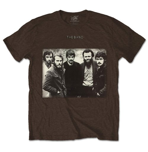 The Band Men's Tee: Group Photo