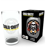 Call Of Duty Glass - Scar