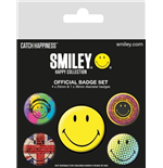 Smiley Pin 251099