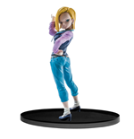 Dragonball Super SCultures Figure Big Budoukai Android 18 17 cm