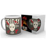 Friday the 13th Mug Jason heo Exclusive