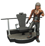 Star Trek Select Action Figure Khan (Star Trek II: The Wrath of Khan) 18 cm