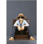 One Piece Creator X Creator Figure Monkey D. Luffy Special Color Version 12 cm