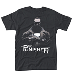 The Punisher T-Shirt Knight