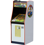 NAMCO Arcade Machine Collection Mini Replica 1/12 Rally-X 14 cm