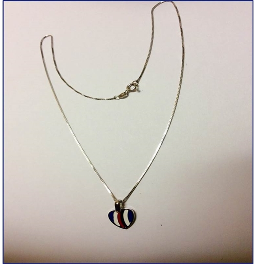 Sampdoria Necklace 251386