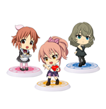 The Idolmaster Cinderella Girls ChiBi Figures 6 cm Assortment Passion II (10)