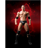 WWE S.H. Figuarts Action Figure The Rock 16 cm