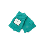 Adventure Time - Beemo Fingerless Gloves