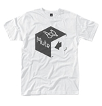 Mute Records T-shirt Cube Logo