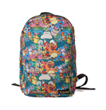POKEMON All-over Characters Print Backpack, Multi-Colour