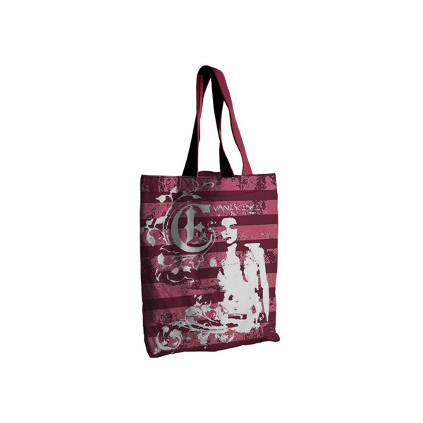 Evanescence - Tote Pink w/ Golden artwork