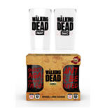 The Walking Dead Glassware 251728