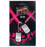 Suicide Squad Dog Tag Necklace 251770