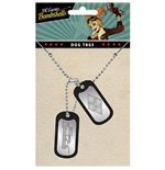Harley Quinn Dog Tag Necklace 251840
