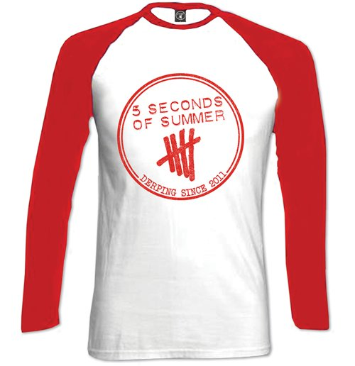 5 seconds of summer Long sleeves T-shirt 251841