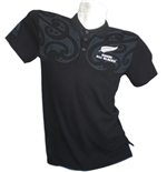 All Blacks Polo shirt Maori