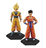 Dragonball Z DXF Figures 15 cm Assortment Super Saiyan Son Goku & Yamcha (8)