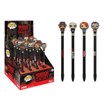 Horror Classics POP! Homewares Pens with Toppers Display (16)
