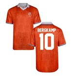 Score Draw Holland World Cup 1994 Home Shirt (Bergkamp 10)