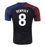 2016-17 USA Away Shirt (Dempsey 8)