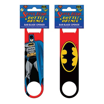 BATMAN Iconic Bar Blade Bottle Opener