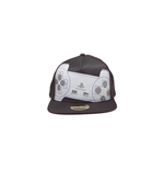 Playstation - Controller Snapback With Sublimation Print On Front