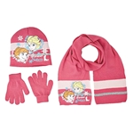 Frozen Scarf and Cap Set 252306