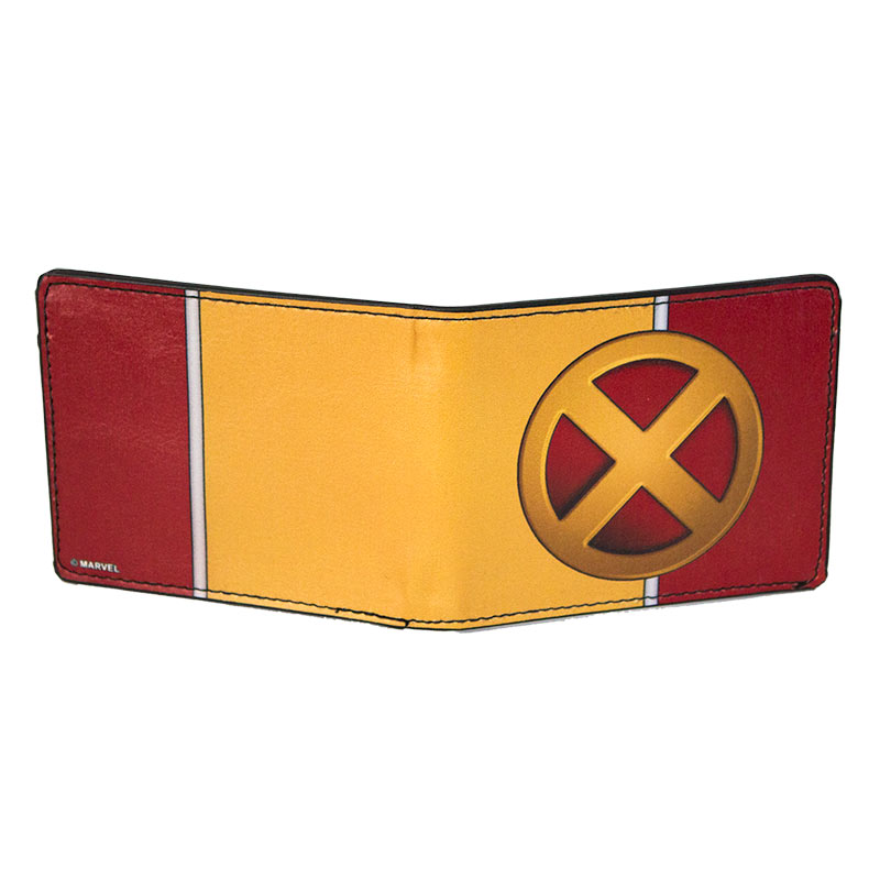 X-MEN Logo Bi-Fold Wallet