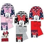 Minnie Scarf and Cap Set 252354