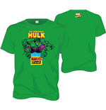 Marvel Comics T-Shirt The Incredible Hulk