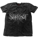 Slipknot Men's Fashion Tee: Logo Star