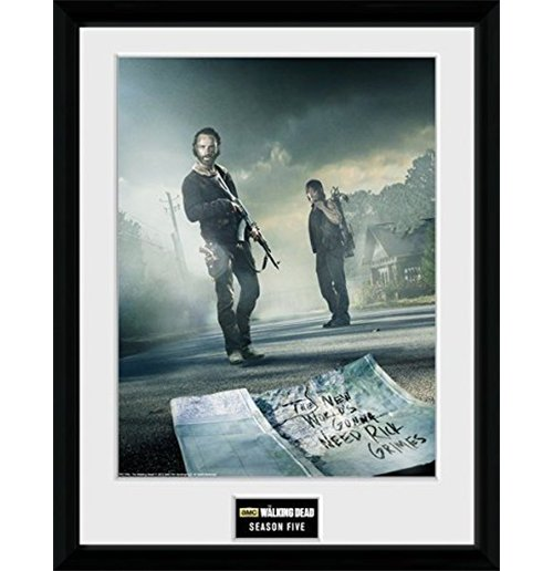 The Walking Dead Frame 252619 for only £ 18.29 at MerchandisingPlaza UK