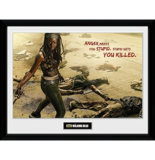 The Walking Dead Frame 252625 For Only 1873 At Merchandisingplaza Uk