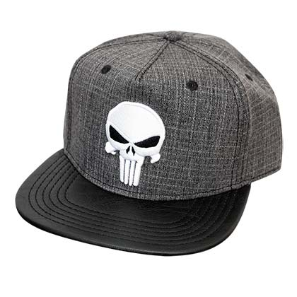 PUNISHER Snapback Hat