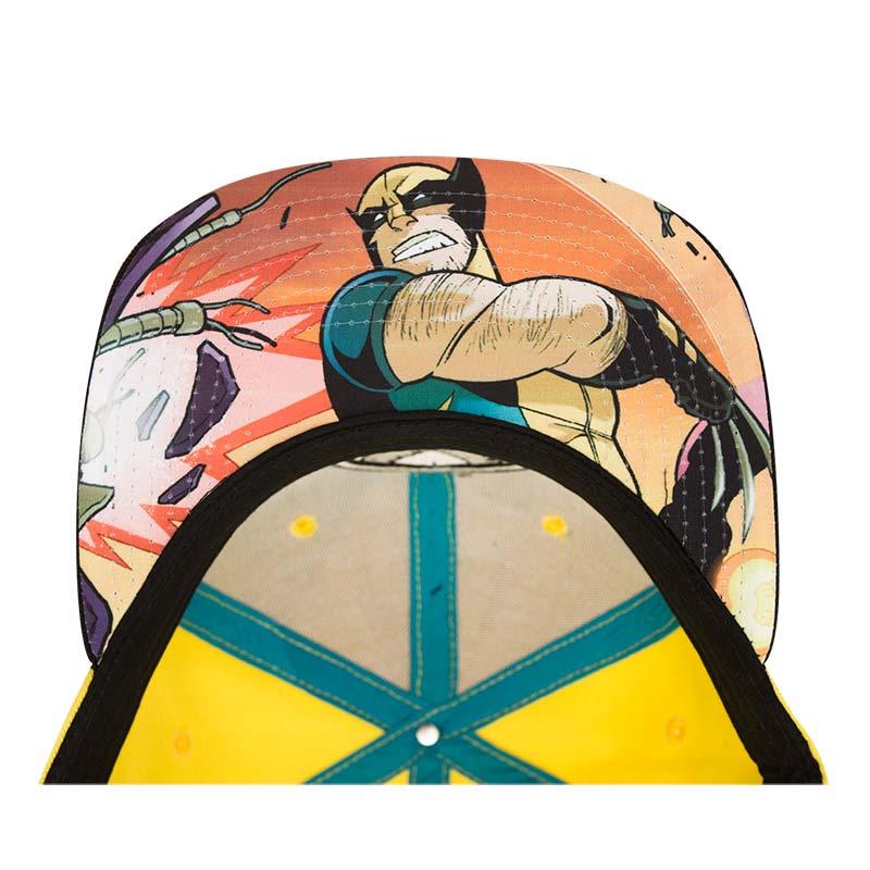 4e842aad293cb Official X-Men WOLVERINE Snapback Hat  Buy Online on Offer