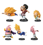 Dragonball Z WCF ChiBi Figures 8 cm Assortment 30th Anniversary Vol. 4 (25)