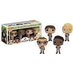 Ghostbusters 2016 POP! Movies Vinyl Figures 4-Pack 9 m