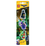 LEGO Batman Movie Mini-Erasers 3-Pack