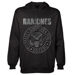 Ramones Men's Hooded Top: Presidential Seal