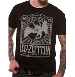 Led Zeppelin - Madison Sq Garden - Unisex T-shirt Black