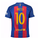 2016-17 Barcelona Home Shirt (Messi 10) - Kids