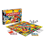 DC Comics Board Game Monopoly *French Version*