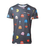 Pac-man – All Over Characters T-shirt