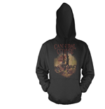 Cannibal Corpse Sweatshirt Chainsaw