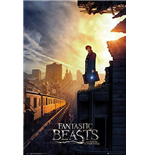 Fantastic beasts Poster - One Sheet 2