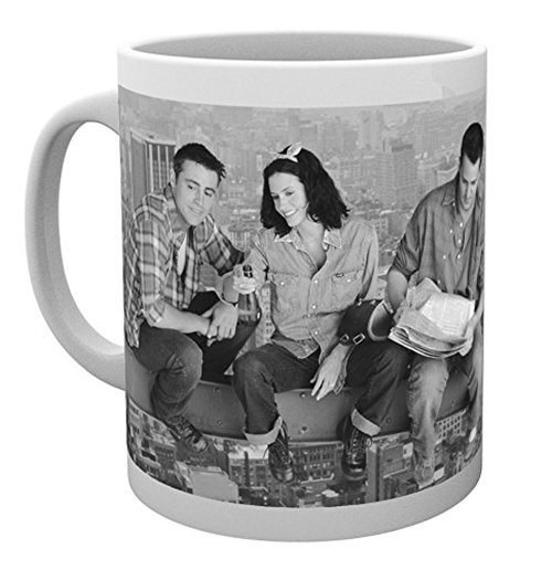 Friends Mug - Girder